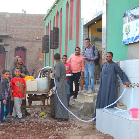 Non-profit in Egypt
