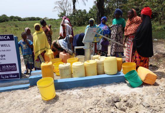 Water Well – Wasaa village
