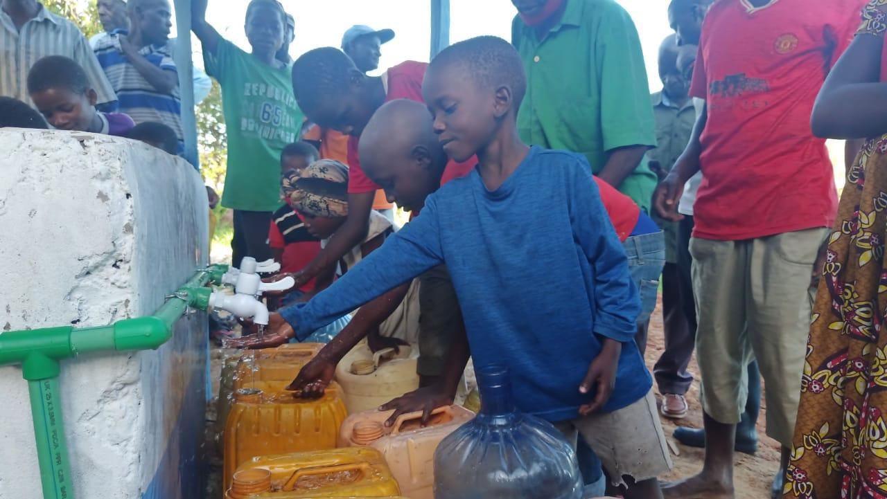 Water Well – Bongoa Village, Kenya